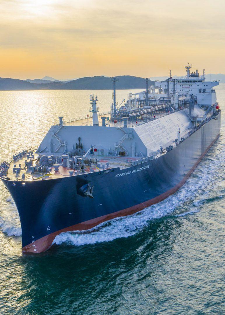 GasLog – LNG Shipping