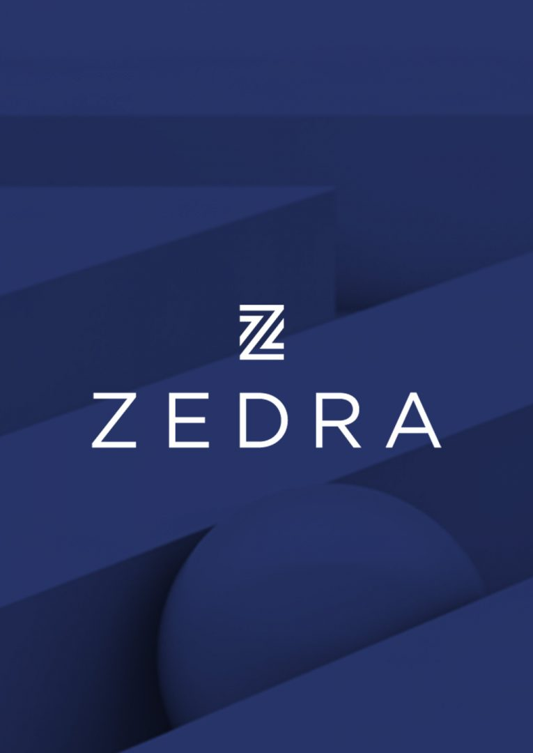 Zedra Global - Brand refresh